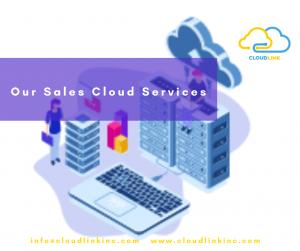 Our Sales Cloud Services